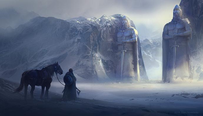 juan-novelletto-viking-statues