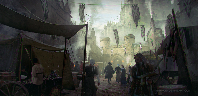 anthony-devine-medieval-market-by-anthonydevine