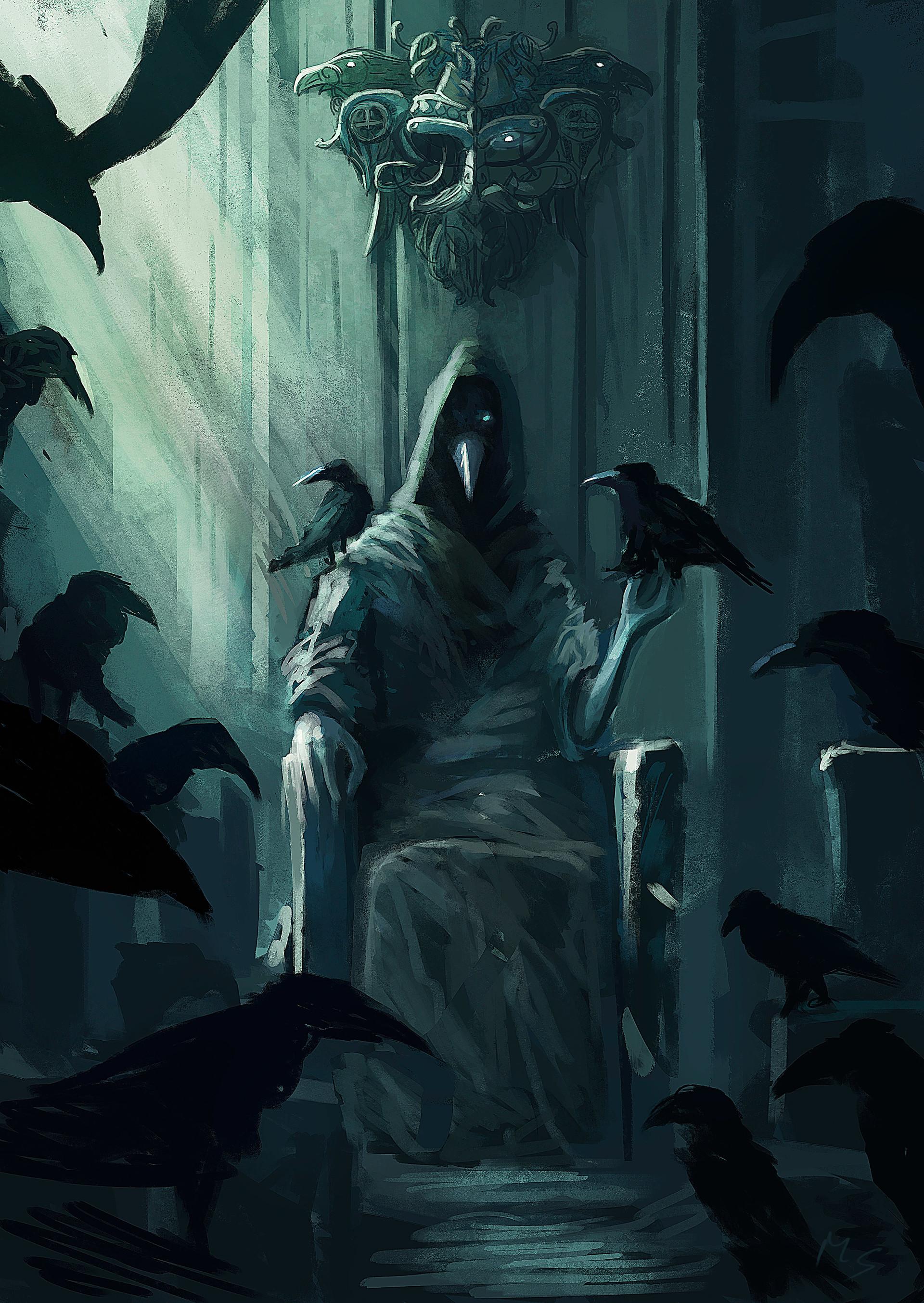 mathieu-seveno-raven-king